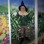 Wizard of Oz Scarecrow - Door